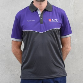 Mens Physiotherapy Polo