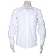 Mens Education and Arts Shirt - L/S (White)