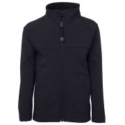 Mens Student Paramedic Navy Soft Shell Jacket