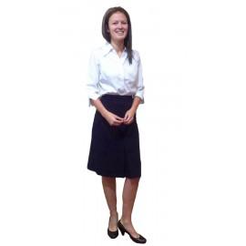 Ladies Pleated Nursing Skirt