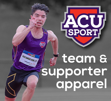 ACU Sport apparel available now!