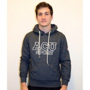 Mens Stretch Heather Hoodie