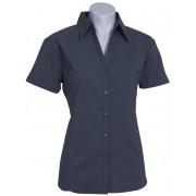 Ladies Social Work Shirt S/S