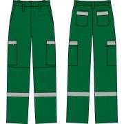 Unisex Paramedic Cargo Pants