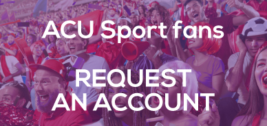 Register for an ACU Sports fanaccount